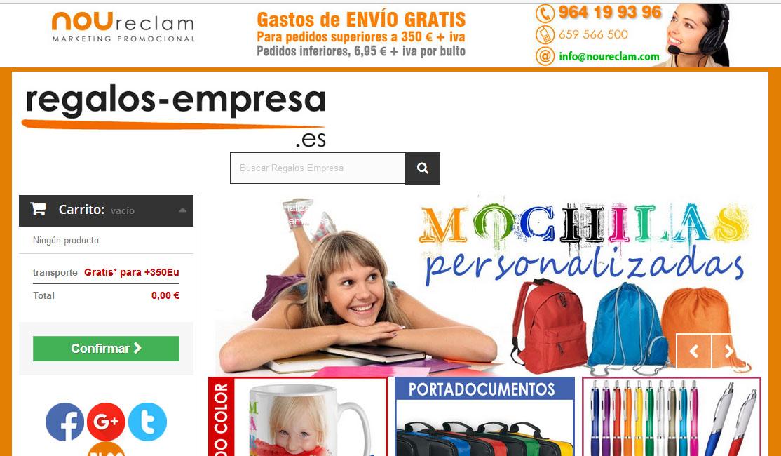 web-regalos-empresa